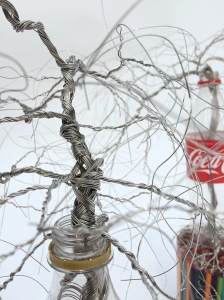 Wire Tree Sculpture